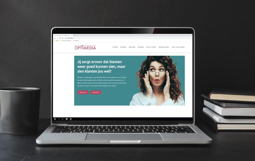 Webdesign OptiMedia